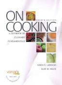 On Cooking  A Textbook of Culinary Fundamentals  With DVD ROM  Book