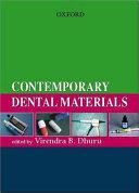 Contemporary Dental Materials