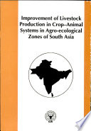 Improvement of livestock production in crop animal systems in rainfed agro ecological zones of South East Asia