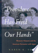 Providence Has Freed Our Hands