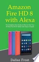 Amazon Fire HD 8 with Alexa