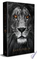 Biblia Reina Valera 1960 Letra Grande. Tapa Dura, león de Judá, Tamaño Manual/ Spanish Bible RVR 1960. Handy Size, Large Print, Hardcover, Lion of Judah