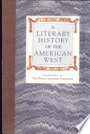 A Literary History Of The American West