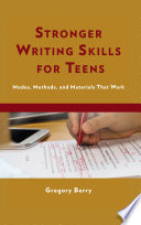 Stronger Writing Skills For Teens Book PDF