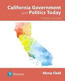 California Government and Politics Today