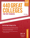 440 Great Colleges for Top Students