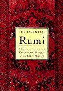 The Essential Rumi Book PDF