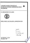 Unemployment Insurance State Sun System Administrator's Handbook