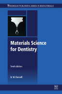 Materials Science for Dentistry Pdf/ePub eBook