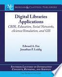 Digital Libraries Applications