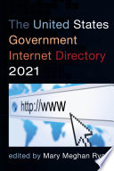 The United States Government Internet Directory 2021