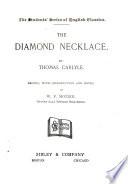 The Diamond Necklace Book