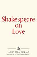 Shakespeare on Love