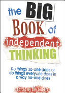 The Big Book of Independent Thinking Pdf/ePub eBook