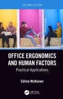 Office Ergonomics and Human Factors