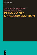 Pdf Philosophy of Globalization Telecharger