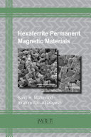 Hexaferrite Permanent Magnetic Materials [Pdf/ePub] eBook