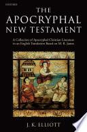The Apocryphal New Testament