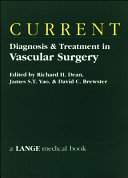 Current Diagnosis   Treatment in Vascular Surgery Book