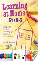 Learning at Home Pre K 3