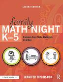 Family Math Night K 5