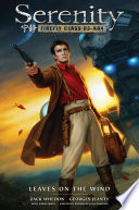 Serenity  Leaves on the Wind Book PDF