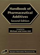 Handbook of Pharmaceutical Additives