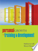 Personal growth and training and development