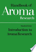 Introduction to Aroma Research Book