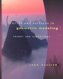 Curves and Surfaces in Geometric Modeling