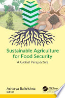 Sustainable Agriculture for Food Security