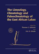 Pdf Limnology, Climatology and Paleoclimatology of the East African Lakes