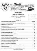 The Westerners Brandbook