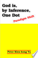 God Is By Inference One Dot