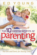 The 10 Commandments of Parenting Book