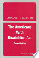 Employer's Guide to the Americans with Disabilities Act