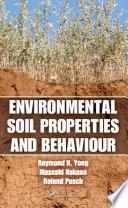 Environmental Soil Properties And Behaviour