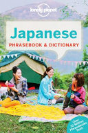 Lonely Planet Japanese Phrasebook and Dictionary
