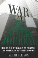 War at the Wall Street Journal [Pdf/ePub] eBook