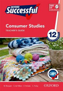 Books - Oxford Successful Consumer Studies Grade 12 Teachers Guide | ISBN 9780199044245