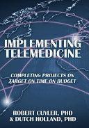 Implementing Telemedicine