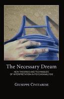 The Necessary Dream Pdf/ePub eBook