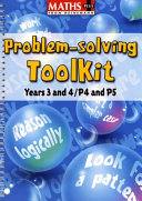 Maths Problem Solving Toolkit