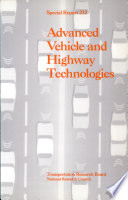 Advanced Vehicle and Highway Technologies