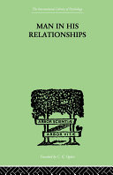 Man In His Relationships Pdf