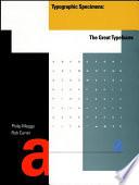 Typographic Specimens Book