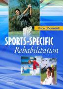 Sports-Specific Rehabilitation - E-Book Pdf/ePub eBook