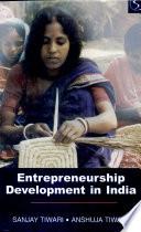 Entrepreneurship Development in India