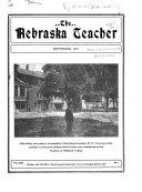 The Nebraska Teacher
