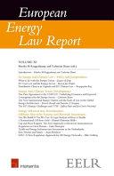 European Energy Law Report XI